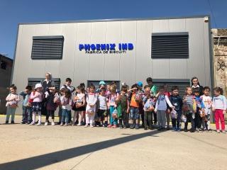Vizita Fabrica de Biscuiti Phoenix